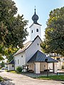 Villach Seebach Sankt Magdalen Filialkirche hl. Magdalena NW-Ansicht 06092018 4529.jpg