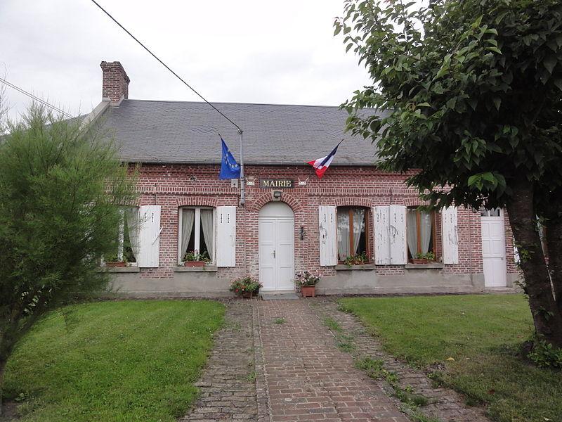 Villeselve (Oise) mairie