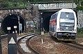 Vinohradské železniční tunely, City Elefant.jpg