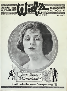 <i>Virtuous Wives</i> 1918 film by George Loane Tucker