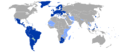 Visa requirements for Paraguayan citizens updated.png