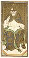 Visconti-Sforza tarot deck. The Hierophant.jpg