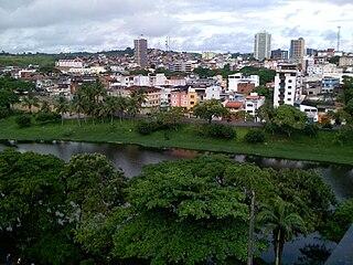 Itabuna Municipality in Bahia, Brazil