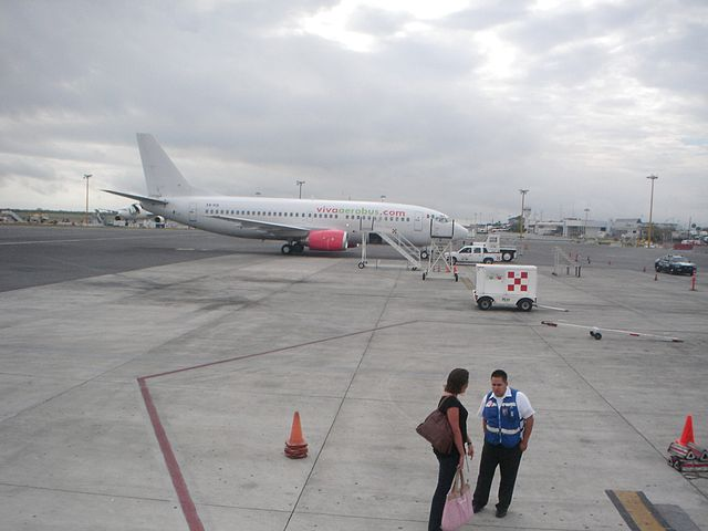 Aéroport international de Monterrey