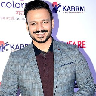 Vivek Oberoi Indian film actor (born 1976)