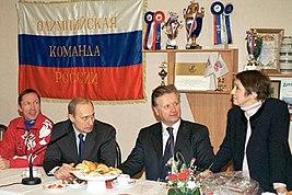 Alexey Prokurov: biyografi 98