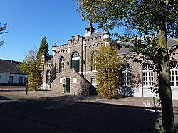 Former town hall of the municipality Aarle-Rixtel