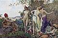 Vojtěch Hynais - Soud Paridův, 1894.jpg