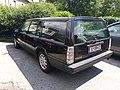 Volvo 940 Polar Austria plate (28798305447).jpg