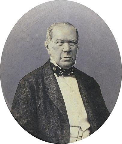 П.А.Вяземский, 1865 год