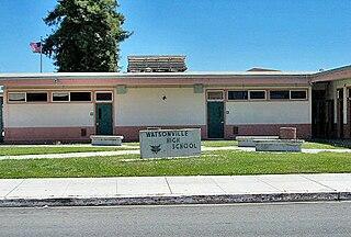 Watsonville High School