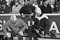 WK te Goteborg. CP 10.000m. Jan Bols en Fred Anton Maier, Bestanddeelnr 921-1443.jpg