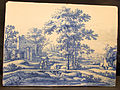 WLANL - Quistnix! - Museum Boijmans van Beuningen - Vitrine Majolica en Delfts aardewerk 3, detail tegel.jpg