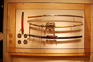 Japanese sword Type of traditionally made sword from Japan
