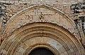 WLM14ES - Porta reial de l'entrada al claustre del Monestir de Santes Creus, Aiguamurcia, Alt Camp - MARIA ROSA FERRE (1).jpg