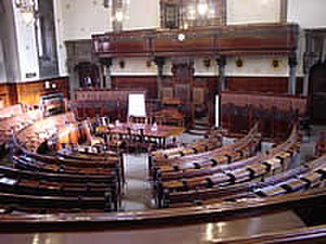 County Hall, Wakefield - The Council Chamber, Wakefield