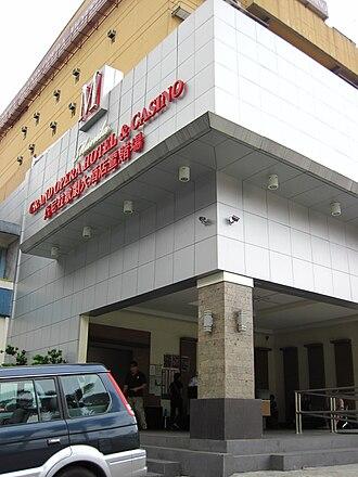 Manila Grand Opera House - Manila Grand Opera Hotel and Casino