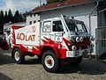 Wałbrzych - Muzeum Górnictwa i Sportów Motorowych - Star 266 Rajd Dakar replika - 2016-09-14 13-22-20.jpg
