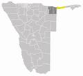 Wahlkreis Mukwe in Kavango.png
