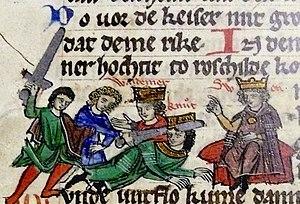 Canute V of Denmark - Bloodfeast of Roskilde.