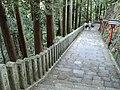 Walkway - Kurama-dera - Kyoto - DSC06705.JPG