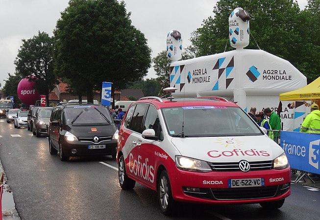 Wallers - Tour de France, étape 5, 9 juillet 2014, arrivée (A66).JPG