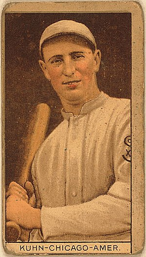 Walt Kuhn (baseball) - After his three seasons in the majors, Kuhn played three seasons in the minors.