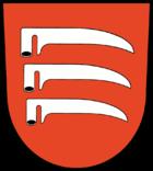Das Wappen von Friedland