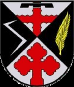 Mörsdorf - Image: Wappen Moersdorf Hunsrueck