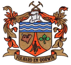 Otavi - Image: Wappen Otavi Namibia