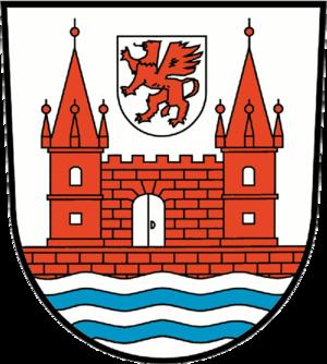 Schwedt - Image: Wappen Schwedt