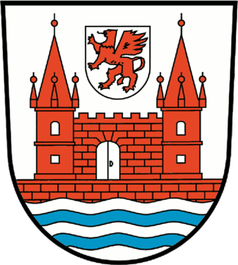File:Wappen Schwedt.png (Quelle: Wikimedia)