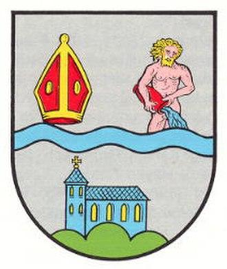 Theisbergstegen - Image: Wappen Theisbergstegen