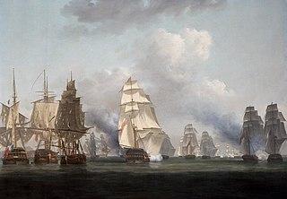 Battle of Tory Island battle
