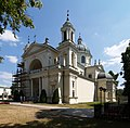 Warsaw Wilanow St Anne's church.jpg