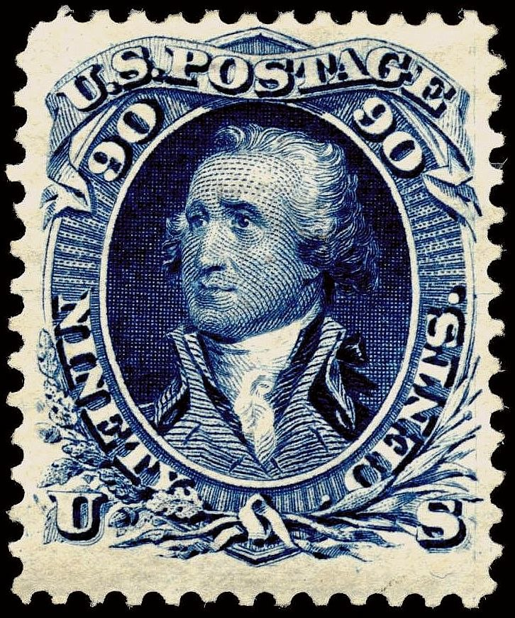 Washington 1861 Issue-90c