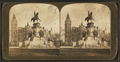 Washington monument and City Hall, Richmond, Va, from Robert N. Dennis collection of stereoscopic views.png
