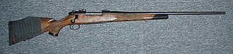 7mm Weatherby Magnum - Weatherby Mark V in 7 mm Weatherby