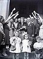 Wedding photography 1948, Hungary Fortepan 105317.jpg
