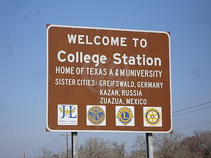 College Station, Texas