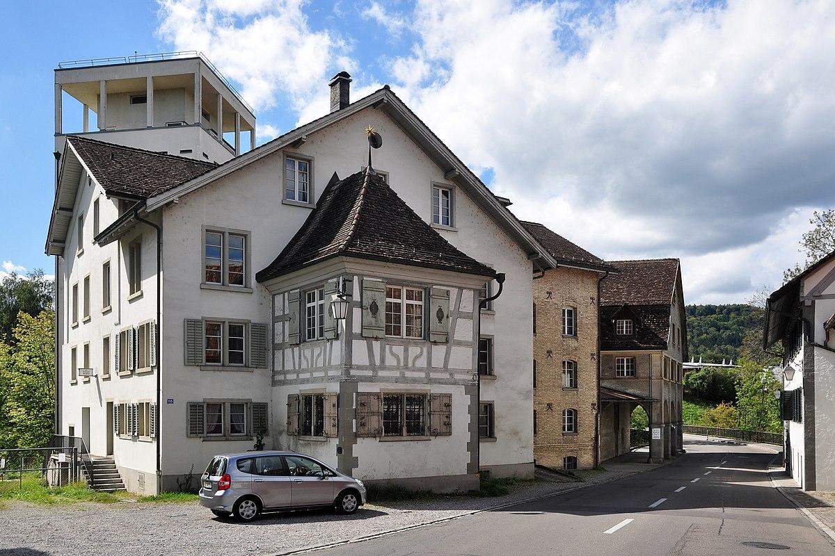 Wespi-Mühle – Wikipedia
