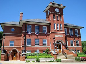 West Dundee, Illinois - Village Hall