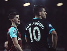 West Ham United Vs Manchester City Con El Xugador sam byram