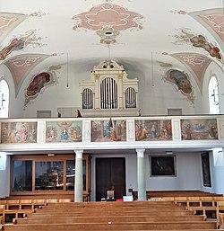 Westheim bei Augsburg, Kobelkirche St. Maria Loretto (Bittner-Orgel) (4).jpg