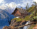 Where the bleak Swiss their stormy mansions tread.jpg