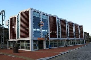 White Hart Lane railway station