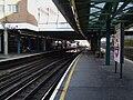 Whitechapel station platform 3 look east.JPG