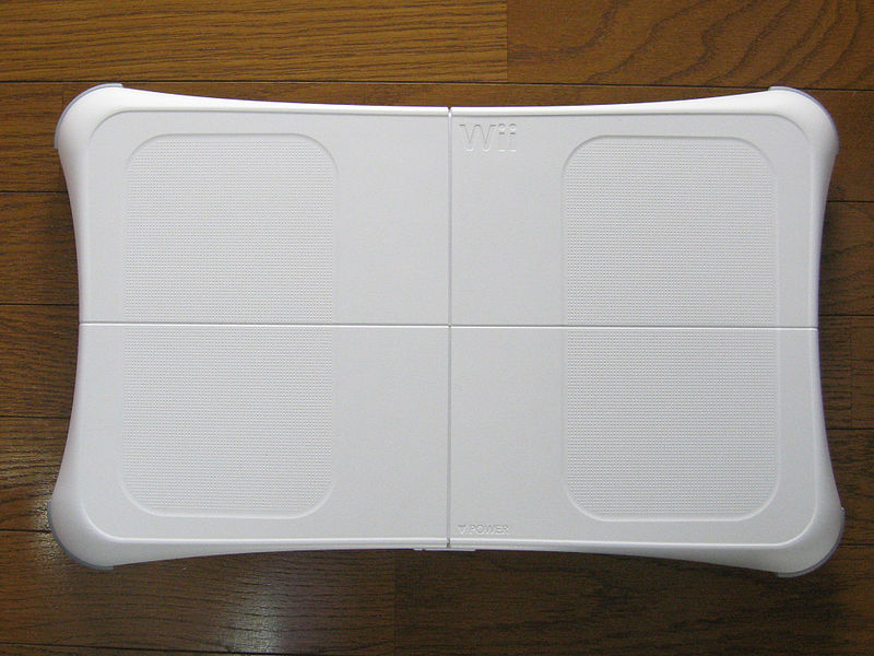 Fichier:Wii Balance Board.JPG