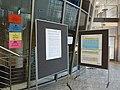 WikiCon 2014-Informationstafeln im Foyer (3).JPG