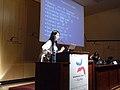 Wikimania 2008 Alexandria - Naoko - Translations - 3.jpg